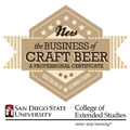 SDSU business of craft beer
